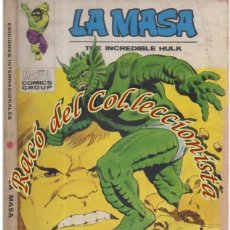 Cómics: LA MASA, EDITORIAL VERTICE, VOL. 1, N. 28, LA ABOMINACION.. Lote 268307919