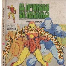 Cómics: EL HOMBRE DE HIERRO, EDITORIAL VERTICE, VOL. 1, N. 25, EL ADAPTOIDE ATACA. Lote 268311304