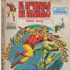 Cómics: EL HOMBRE DE HIERRO, EDITORIAL VERTICE, VOL. 1, N. 19, LAS GARRAS DEL FUSTIGADOR. Lote 268311779