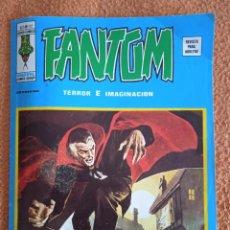 Cómics: FANTOM ** TERROR E IMAGINACION V2 Nº 22 MUNDI -COMIC 1975. Lote 268319094