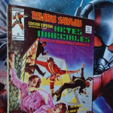 Cómics: MUY BUEN ESTADO RELATOS SALVAJES 4 ARTES MARCIALES MUNDI COMICS EDICIONES VERTICE. Lote 268408999
