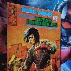Cómics: MUY BUEN ESTADO RELATOS SALVAJES 2 ARTES MARCIALES MUNDI COMICS EDICIONES VERTICE. Lote 268409634