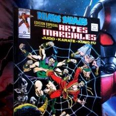 Cómics: EXCELENTE ESTADO RELATOS SALVAJES 15 ARTES MARCIALES MUNDI COMICS EDICIONES VERTICE. Lote 268410039