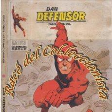 Cómics: DAN DEFENSOR, EDITORIAL VERTICE, VOL. 1, N. 43, LA TRAMPA. Lote 268418099