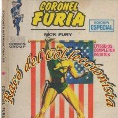 Cómics: CORONEL FURIA, EDITORIAL VERTICE, VOL. 1, N. 6, EL SUPER PATRIOTA. Lote 268425934