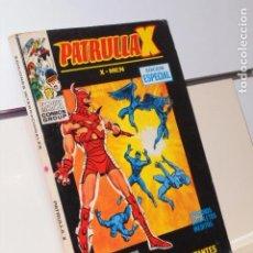 Cómics: PATRULLA X VOL. 1 Nº 23 EL CREPUSCULO DE LOS MUTANTES - VERTICE TACO. Lote 268447679