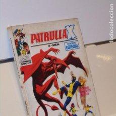 Cómics: PATRULLA X VOL. 1 Nº 28 LOS MONSTRUOS TAMBIEN LLORAN - VERTICE TACO. Lote 268455024