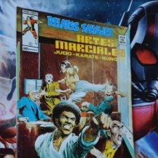 Cómics: EXCELENTE ESTADO RELATOS SALVAJES 8 ARTES MARCIALES MUNDI COMICS EDICIONES VERTICE. Lote 268571144