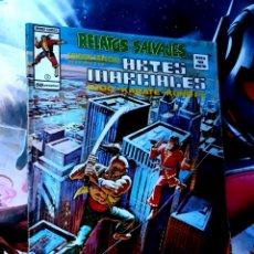 Cómics: MUY BUEN ESTADO RELATOS SALVAJES 5 ARTES MARCIALES MUNDI COMICS EDICIONES VERTICE. Lote 268571694