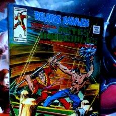 Cómics: EXCELENTE ESTADO RELATOS SALVAJES 16 ARTES MARCIALES MUNDI COMICS EDICIONES VERTICE. Lote 268572974