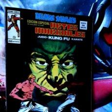 Cómics: EXCELENTE ESTADO RELATOS SALVAJES 35 ARTES MARCIALES MUNDI COMICS EDICIONES VERTICE. Lote 268573284