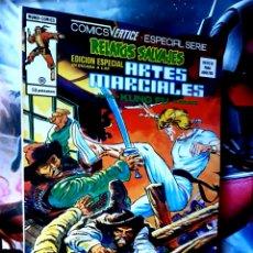 Cómics: MUY BUEN ESTADO RELATOS SALVAJES 41 ARTES MARCIALES MUNDI COMICS EDICIONES VERTICE. Lote 268573439