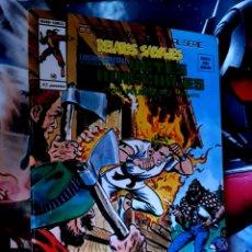 Cómics: EXCELENTE ESTADO RELATOS SALVAJES 40 ARTES MARCIALES MUNDI COMICS EDICIONES VERTICE. Lote 268573629