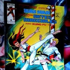 Cómics: EXCELENTE ESTADO RELATOS SALVAJES 38 ARTES MARCIALES MUNDI COMICS EDICIONES VERTICE. Lote 268574604