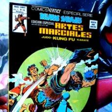 Cómics: MUY BUEN ESTADO RELATOS SALVAJES 46 ARTES MARCIALES MUNDI COMICS EDICIONES VERTICE. Lote 268575304