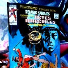 Cómics: EXCELENTE ESTADO RELATOS SALVAJES 43 ARTES MARCIALES MUNDI COMICS EDICIONES VERTICE. Lote 268575609