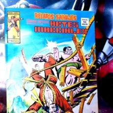 Cómics: CASI EXCELENTE ESTADO RELATOS SALVAJES 30 ARTES MARCIALES MUNDI COMICS EDICIONES VERTICE. Lote 268597319
