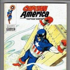 Cómics: CAPITÁN ÁMERICA Nº 34 - VUELVA EL POLVO AL POLVO (TACO) VERTICE 1974. Lote 268599449