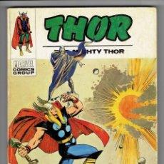 Cómics: THOR Nº 38 - INFINITO (TACO) VÉRTICE 1973. Lote 268610674