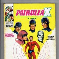 Cómics: PATRULLA X Nº 4 - UNUS EL INTOCABLE (TACO) VERTICE 1974. Lote 268619514