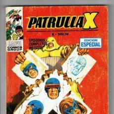 Cómics: PATRULLA X Nº 20 - FIN DE LA PATRULLA X (TACO) VERTICE 1974. Lote 268619649