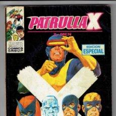 Cómics: PATRULLA X Nº 27 - LOS CENTINERLAS VIVEN (TACO) VERTICE 1974. Lote 268619754