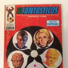 Comics: LOS 4 FANTASTICOS - PRISIONEROS DEL PLANETA X Nº 4 (VERTICE TACO 1969 - MARVEL COMICS GROUP). Lote 268775719