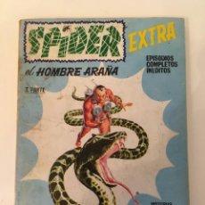 """Cómics: SPIDER EL HOMBRE ARAÑA - CONTRA EL """"VIBORA"""" Nº23 (VERTICE TACO 1969). Lote 268775969"""