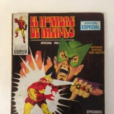 Comics: EL HOMBRE DE HIERRO - EN MANOS DEL MANDARIN Nº 4 (VERTICE TACO 1969 - MARVEL COMICS GROUP). Lote 268776544