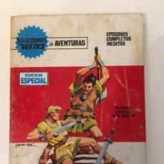 Cómics: SELECCIONES VERTICE DE AVENTURAS - EL GLADIADOR JUSTICIERO Nº 29 (VERTICE TACO 1969). Lote 268777624