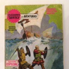 Cómics: SELECCIONES VERTICE DE AVENTURAS - LAPIEDRA DEL DESTINO Nº 6 (VERTICE TACO 1969). Lote 268778174