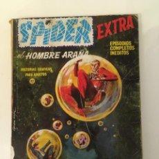 Cómics: SPIDER EL HOMBRE ARAÑA - BURBUJAS DE MUERTE Nº19 (VERTICE TACO 1969). Lote 268777824