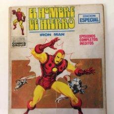 Cómics: EL HOMBRE DE HIERRO - LA COLERA DEL DRAGON BLANCO Nº 18 (VERTICE TACO 1971 - MARVEL COMICS GROUP). Lote 268779144