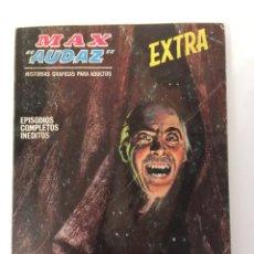 Cómics: MAX AUDAZ - EL MUSEO DEL HORROR Nº 17 (VERTICE TACO 1968). Lote 268780429