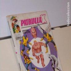 Cómics: PATRULLA X VOL.1 Nº 3 EL TERRIBLE SUPERHOMBRE - VERTICE TACO. Lote 268862254