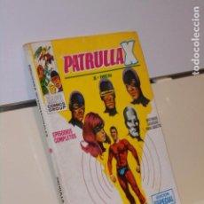 Cómics: PATRULLA X VOL.1 Nº 4 UNUS EL INTOCABLE MARVEL - VERTICE TACO. Lote 268862604