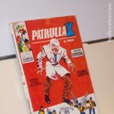 Cómics: PATRULLA X VOL.1 Nº 5 LA AMENAZA DEL EXTRAÑO MARVEL - VERTICE TACO. Lote 268864089
