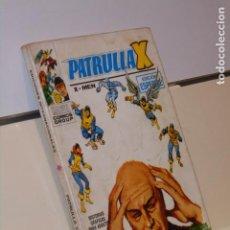 Cómics: PATRULLA X VOL.1 Nº 7 EL ENEMIGO AL ACECHO MARVEL - VERTICE TACO. Lote 268864954