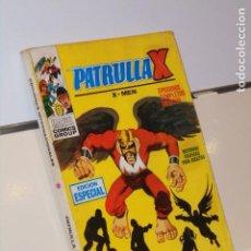 Cómics: PATRULLA X VOL.1 Nº 8 TODOS MORIRAN MARVEL - VERTICE TACO. Lote 268865194