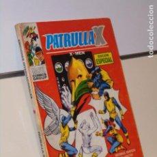 Cómics: PATRULLA X VOL.1 Nº 9 CONTRA DOMINUS Y LUCIFER MARVEL - VERTICE TACO. Lote 268865474