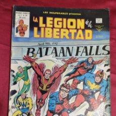 Cómics: LOS INSUPERABLES. VOL 1. Nº 34. LA LEGION DE LA LIBERTAD. VERTICE. Lote 268891054