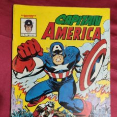 Cómics: CAPITAN AMERICA. Nº 2. VERTICE. Lote 268891454