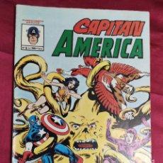 Comics: CAPITAN AMERICA. Nº 9. VERTICE.. Lote 268893894