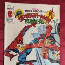 Cómics: ESPECIAL SUPER HÉROES. Nº 13 SPIDER-MAN Y KUNG-FU. VERTICE.. Lote 268995614