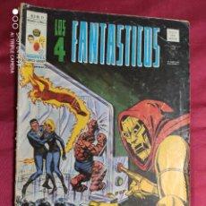 Comics : LOS 4 FANTASTICOS. VOL 3. Nº 11 . VERTICE.. Lote 269000589