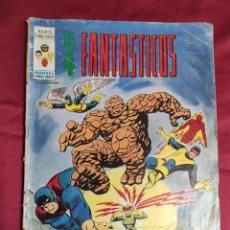 Comics : LOS 4 FANTASTICOS. VOL 3. Nº 15 . VERTICE.. Lote 269001684