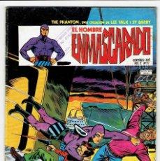 Cómics: EL HOMBRE ENMASCARADO VOL. 2 Nº 27 - LA ISLA DE LOS PERROS 2ª PARTE - VERTICE 1981. Lote 269209708