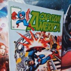 Cómics: EXCELENTE ESTADO CAPITAN AMÉRICA 6 MUNDI COMICS LINEA SURCO VERTICE. Lote 269229513