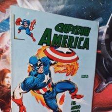 Cómics: MUY BUEN ESTADO CAPITAN AMÉRICA 2 MUNDI COMICS LINEA SURCO 83 VERTICE. Lote 269229763