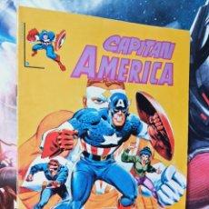 Cómics: EXCELENTE ESTADO CAPITAN AMÉRICA 3 MUNDI COMICS LINEA SURCO 83 VERTICE. Lote 269229953